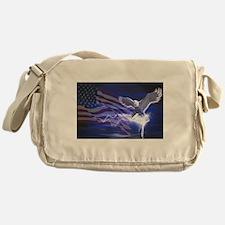 Eagle Storm Messenger Bag