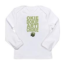 Okie Dokie Artichokie Long Sleeve Infant T-Shirt
