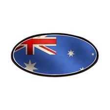 Australian Flag Patches