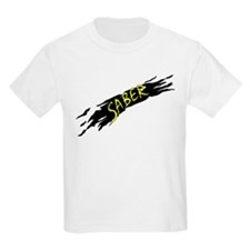 Saber Black Kids T-Shirt