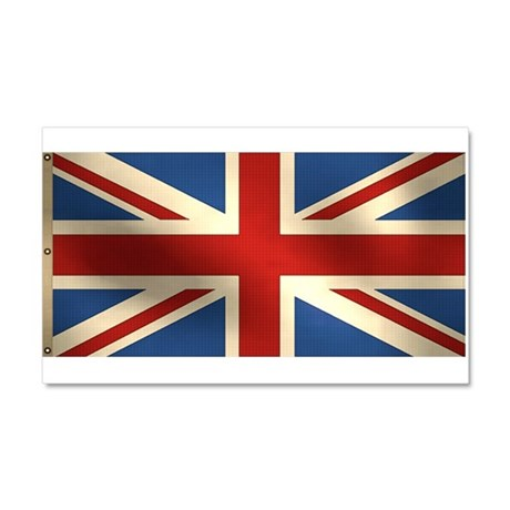British Flag Car Magnet 20 x 12