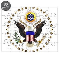 U.S. Seal Puzzle