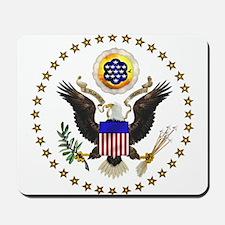 U.S. Seal Mousepad