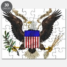 Great Seal Eagle Puzzle