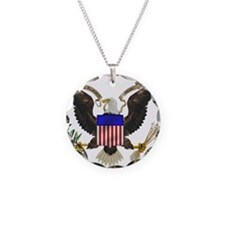 Great Seal Eagle Necklace