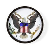 American eagle Basic Clocks