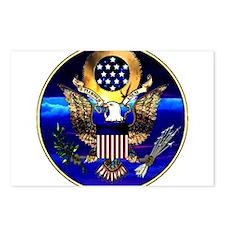 U.S. Seal Postcards (Package of 8)