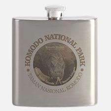 Komodo National Park Flask