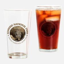 Komodo National Park Drinking Glass