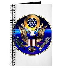 US Seal Drinkware Journal