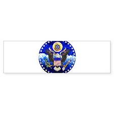 US Seal Drinkware Bumper Sticker