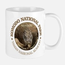 Komodo National Park Mugs