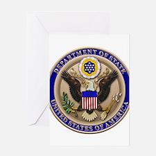 State Dept. Seal Greeting Card