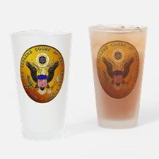 US Supreme Court Drinking Glass