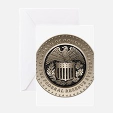 The Federal Reserve Greeting Card