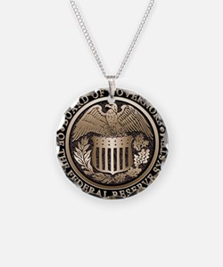 Federal Reserve Necklace