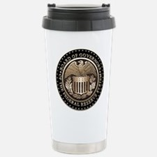 Federal Reserve Travel Mug