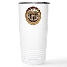 Federal Reserve Travel Mug