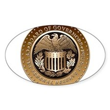 Federal Reserve Decal