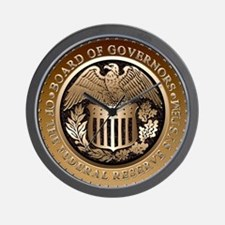 Federal Reserve Wall Clock