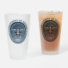 D.O.D. Drinking Glass