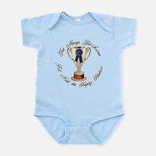 Need Trophy Husband Infant Bodysuit