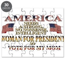 A Woman For President Puzzle