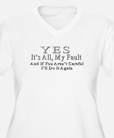 My Fault T-Shirt