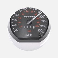 "90 mph 3.5"" Button (100 pack)"