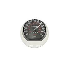 90 mph Mini Button (10 pack)