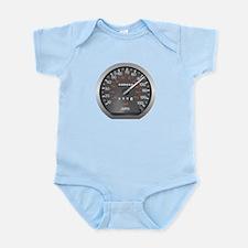 90 mph Infant Bodysuit