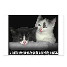 Frat Cat Postcards (Package of 8)
