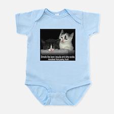 Frat Cat Infant Bodysuit