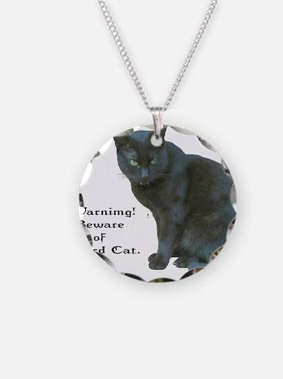 Guard Cat Necklace