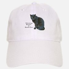 Guard Cat Baseball Baseball Cap