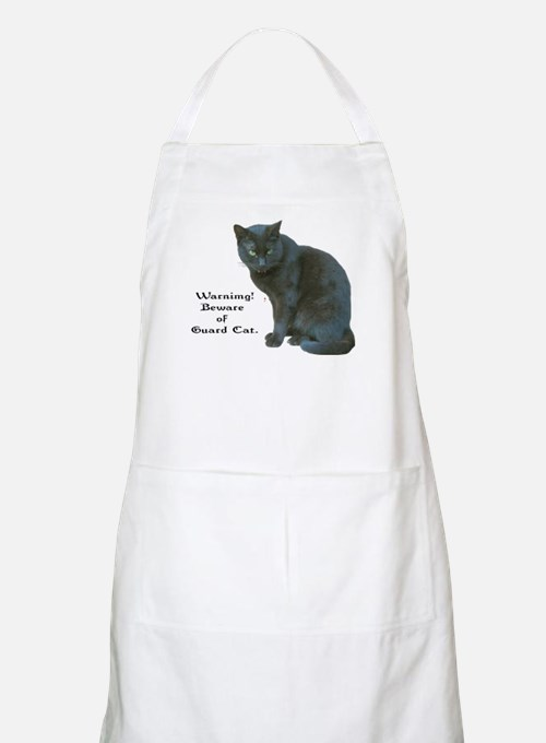 Guard Cat Apron