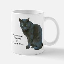 Guard Cat Mug