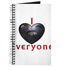 I Heart Everyone Journal