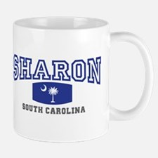 Sharon South Carolina, Palmetto State Flag Mug
