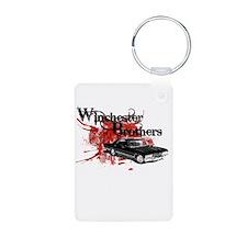 Unique Dean winchester car Keychains