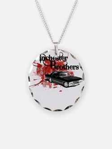 Unique Supernatural fan Necklace