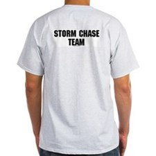 Wisconsin Storm Chasers Ash Grey T-Shirt