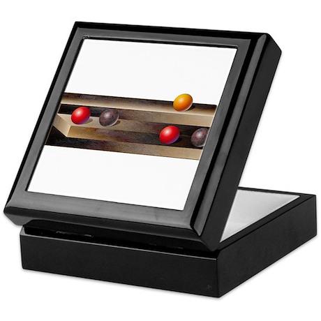 Optical Shelves Keepsake Box