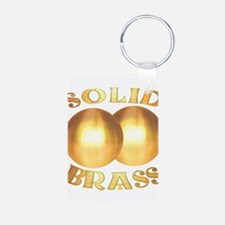 Unique Brass balls Keychains