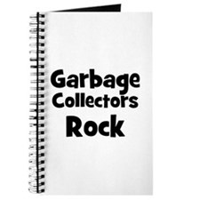 GARBAGE COLLECTORS Rock Journal