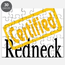Certified RedNeck Puzzle