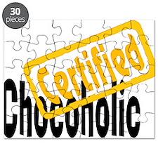 Certified Chocoholic Puzzle