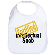 Intellectual Snob Bib