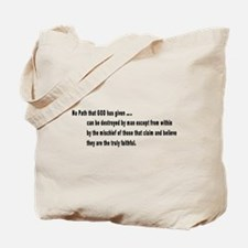 Gods Paths Tote Bag