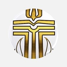 "Presbyterian Cross 3.5"" Button"